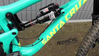 2015 Santa Cruz Bicycles Nomad CC - NorCal Bike Sport Style