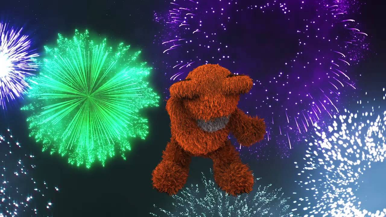 Image result for fireworks and dancing bears