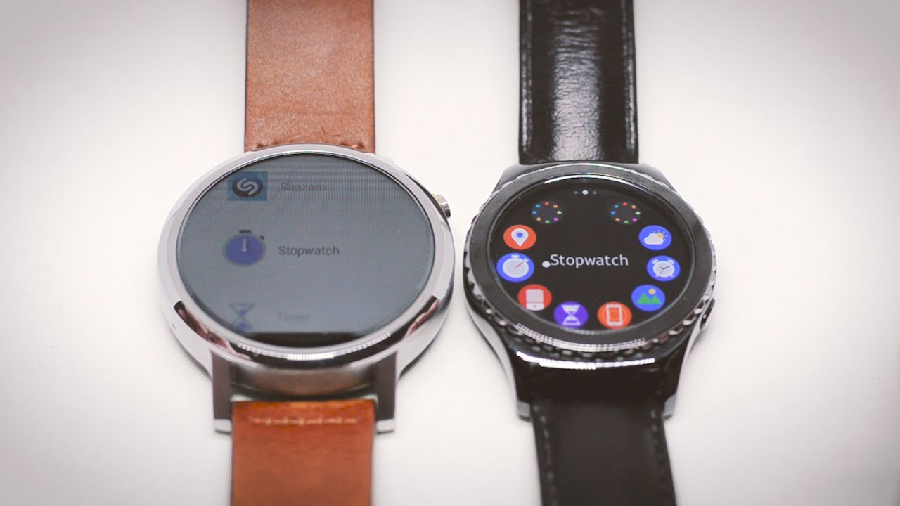 Moto 360 2nd Gen Impressions! - YouTube
