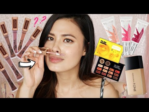 GET READY WITH ME: New Drugstore & K-Beauty Finds For Fall 2018 thumbnail