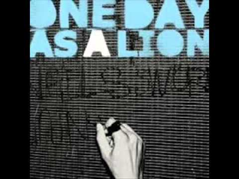 One day as a lion - One day as a lion EP (Full Album)