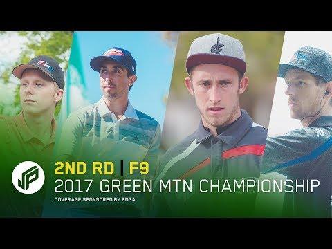 2017 GMC | Round 2, Front 9 | McBeth, Wysocki, McBride, Goodpasture
