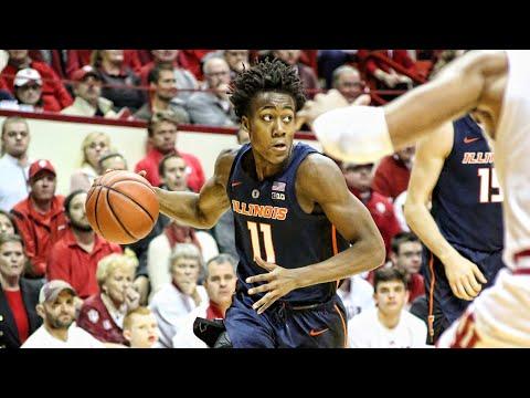 Illinois Men's Basketball Highlights at #21 Indiana | 1/3/19
