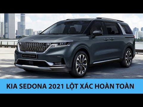Kia Sedona 2021 LỘT XÁC - Chờ ngày về Việt Nam  Hùng Xe cỏ 