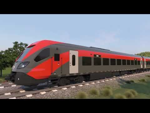 New South Wales regional train fleet replacement
