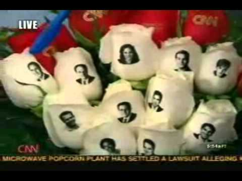 Speaking Roses op CNN.