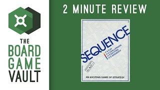 Sequence - Two Minute Review
