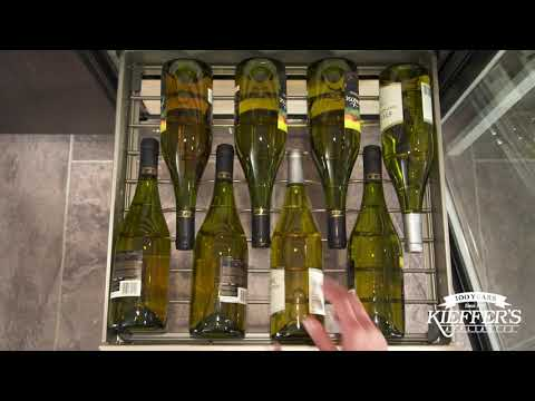 Monogram Full Extension Sliding Wine Racks