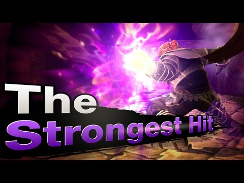 The Strongest Hit in Sm4sh!
