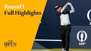 Round 1 Full Highlights