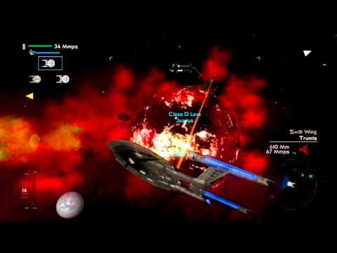 Star Trek Legacy  Mission - Breakwater