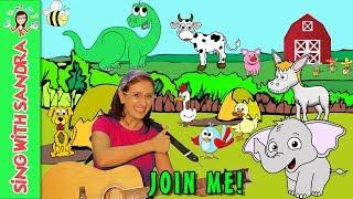 Sing With Sandra Trailer   Children's Songs   Nursery Rhymes   Kids Songs   Sing With Sandra