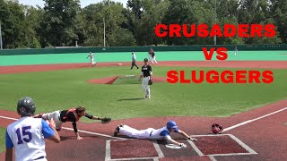 CRUSADERS BASEBALL CLUB 18U VS CBE SLUGGERS 18U AT DIAMOND NATION