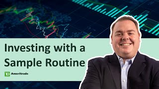 Investing with a Sample Routine | Technically Speaking: Trading the Trend