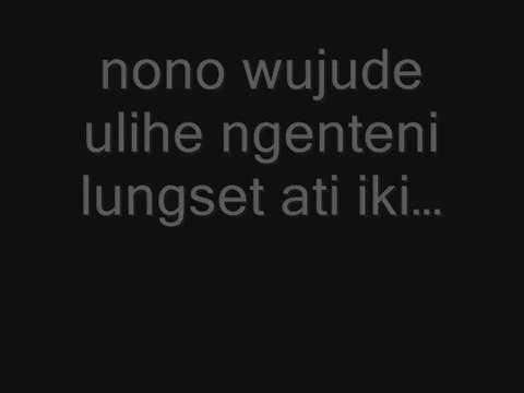 Nella Kharisma-Lungset (Lirik)