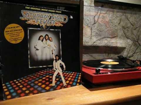 """Saturday Night Fever"" OST [on Vinyl]"