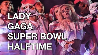 Baixar Lady Gaga Super Bowl Halftime Show Performance 2017 FULL HD: Hidden Messages