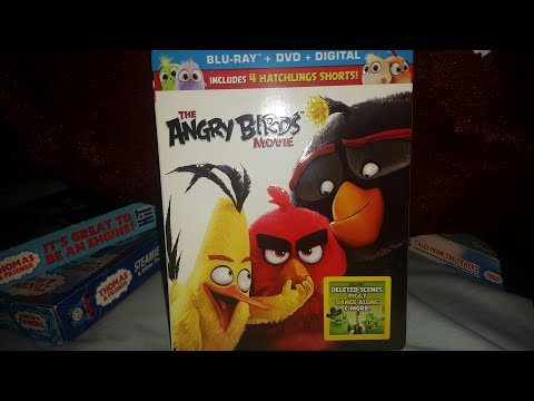 Angry Birds Dvd Collection