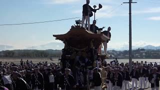 平成29年10月8日 久米田寺 行基参り.