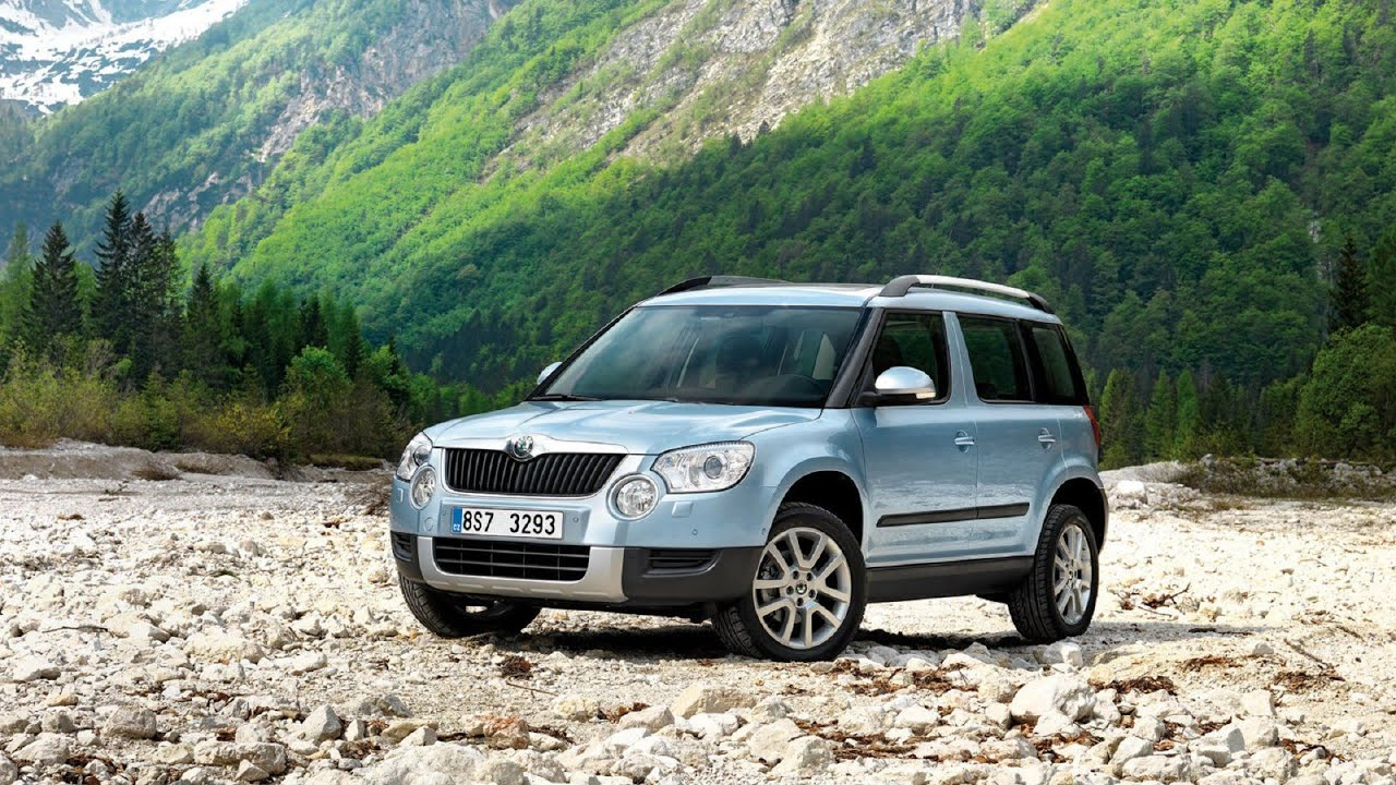 all new cars review 2016 skoda yeti first look review. Black Bedroom Furniture Sets. Home Design Ideas