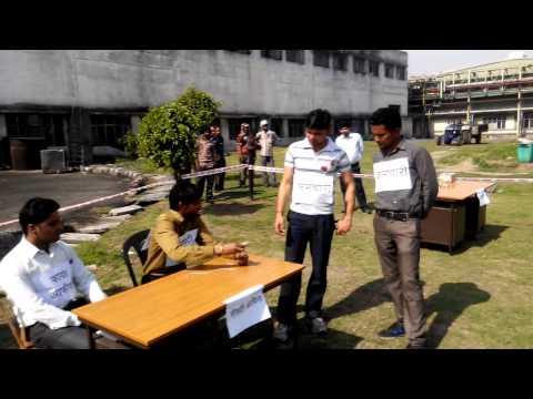 Safety Drama in Birla Tyre