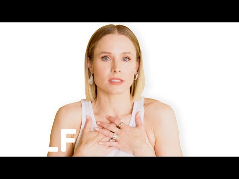Kristen Bell on Living with Depression and Anxiety   Body Stories   SELF