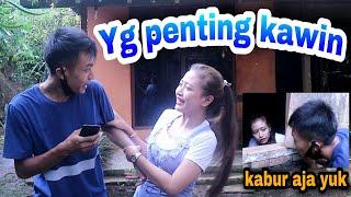 Download lagu KEBELET KAWIN_Bawa kabur pacar | Film pendek lucu (paijo geseh)