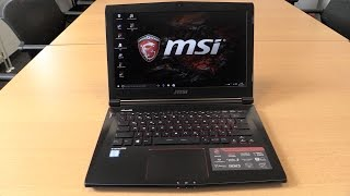 msi gs43vr 14 zoll vr ready gaming notebook