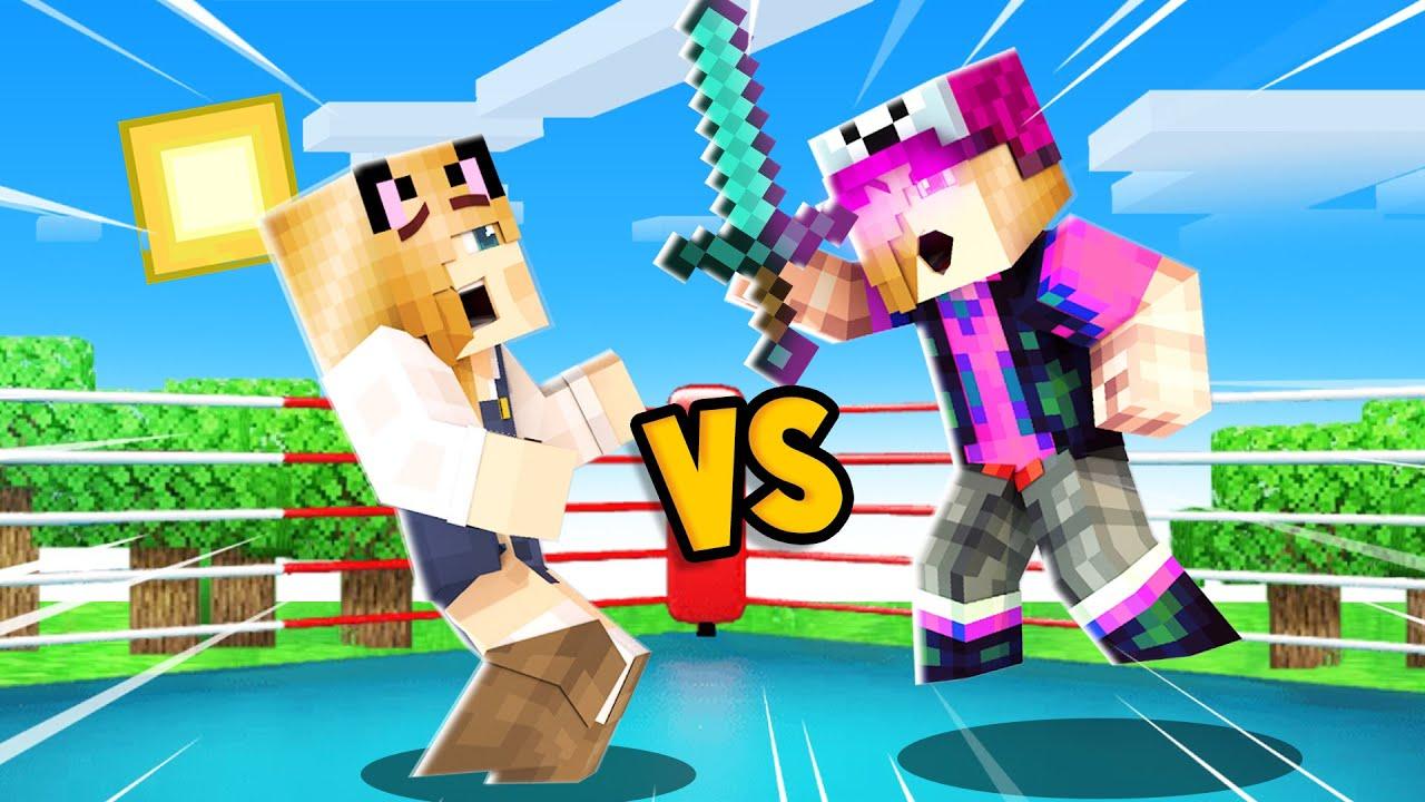 BELLA vs VICIA (Minecraft Roleplay) | Vito i Bella