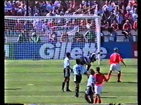 04/07/1998 Argentina v Netherlands