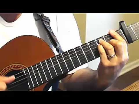 Guitar Tutorial High Hopes Pink Floyd4 Youtube