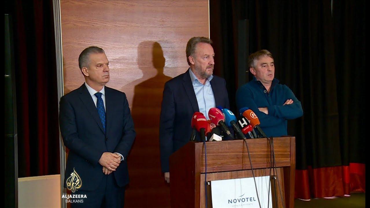 Barić je zaintrigirao novinare izjavivši kako se radi o dvojici igrača iz HNL-a.