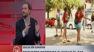 Entrevista Diputado Jaime Bellolio