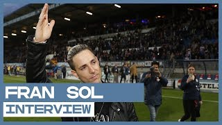 INTERVIEW | Emotionele avond Sol: