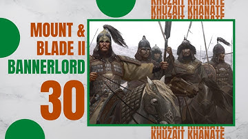 (FORMING AN ARMY OF FAMILY) Let's Play MOUNT AND BLADE 2 BANNERLORD Gameplay Part 30