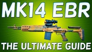 PLAYER UNKNOWN'S BATTLEGROUNDS Mk14 EBR - NEW EXCLUSIVE SNIPER RIFLE! BATTLEGROUNDS Mk14 EBR