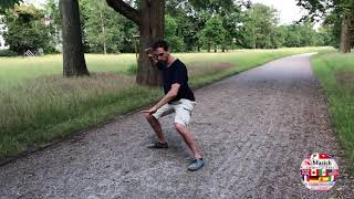 5 Section Taijiquan Solo Barehand (Chen-style) performed by Fabian Köhler
