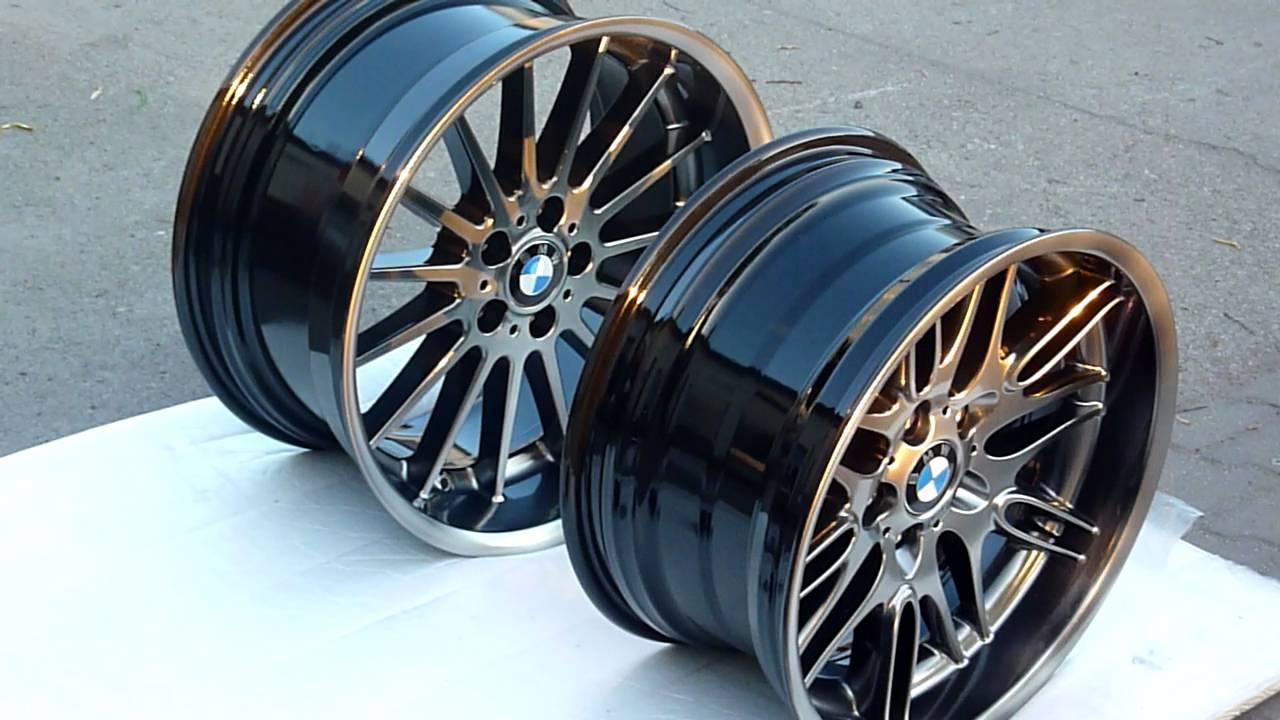 Black Chrome Wheel Paint Duplicolor