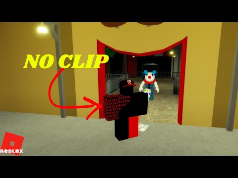 How To Noclip In Piggy Roblox Easy Youtube