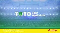 TOTO 13er Ergebniswette – Die Fußballwette mit Jackpot!