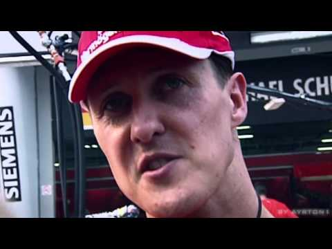 Michael Schumacher Tribute - When Words Are Not Enough