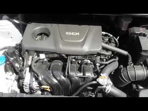 2017 Kia Rio 16L 4 Cylinder GDI Engine  Normal Engine