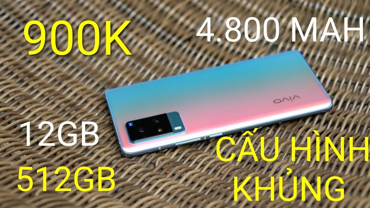 MUA VIVO X70 PRO GIÁ 900K TRÊN LAZADA: 12GB/512GB, PIN 4.800 MAH, MỞ KHÓA BÀN CHÂN!!!