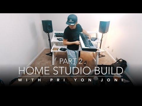 Home Studio Build Series: part 2