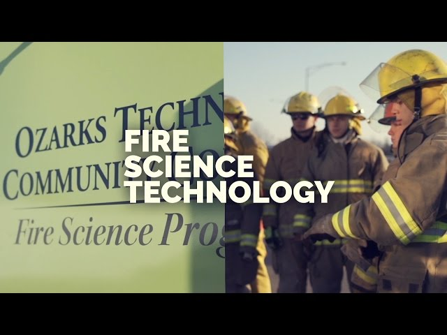 OTC Fire Science Technology
