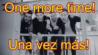I Prevail - One More Time - Lyrics (English/Español)