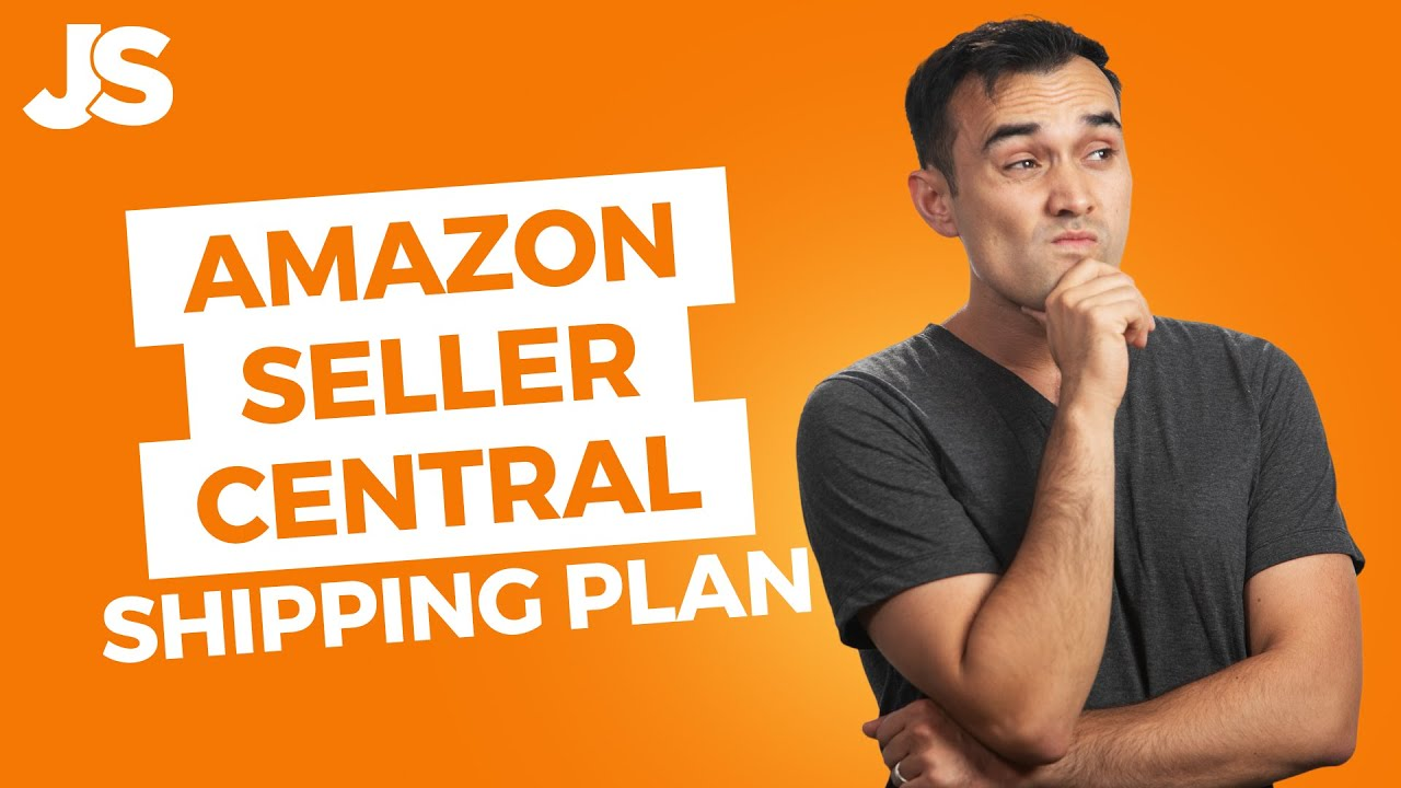 Amazon Seller Central Tutorial | How to Create a Shipping Plan
