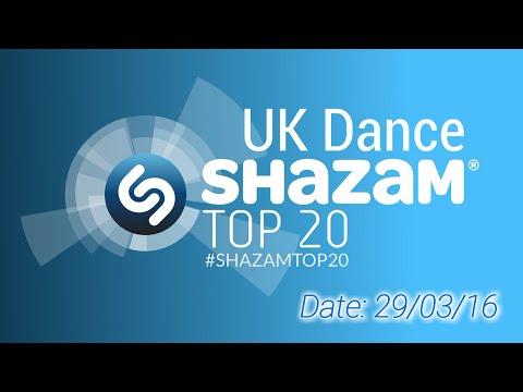 UK Dance Shazam Chart TOP 20 (29/03/2016)