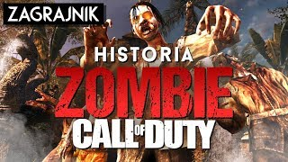 Historia ZOMBIE w Call of Duty