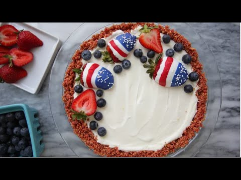 recipe: american flag cheesecake recipe [32]